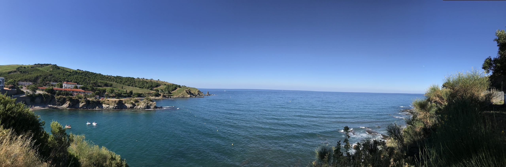 Banyuls la côte Vermeille