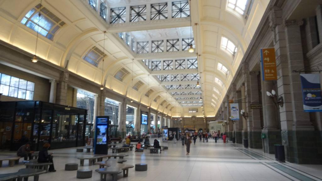 Gare ferroviaire de Retiro