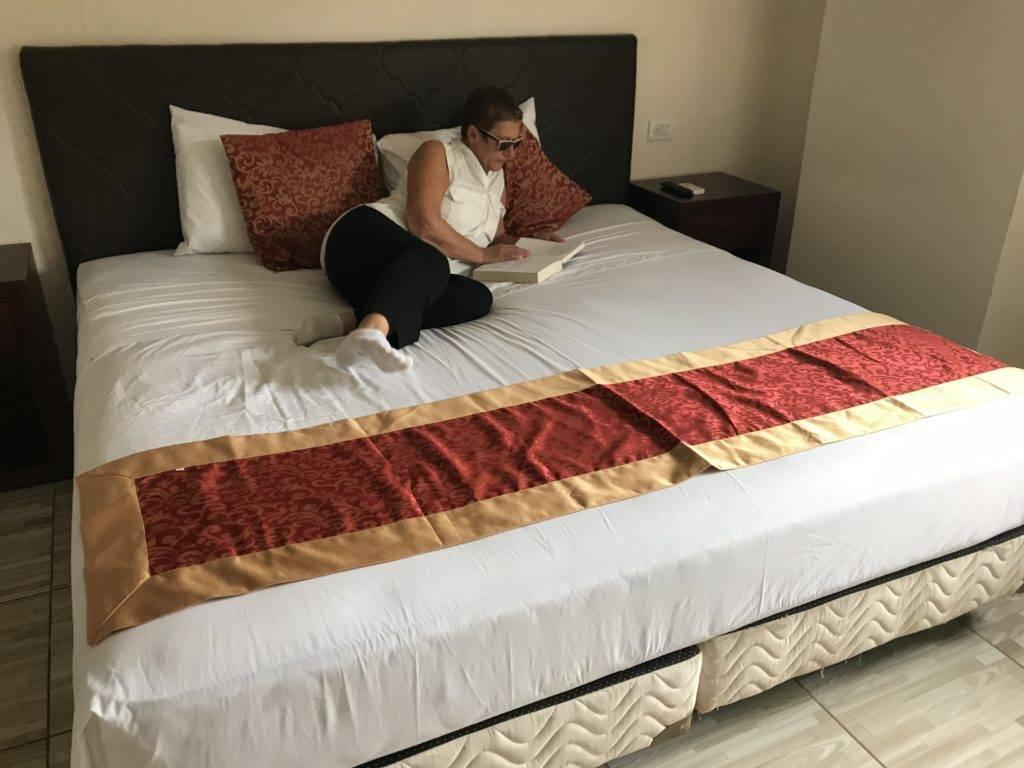notre chambre à Iguazu