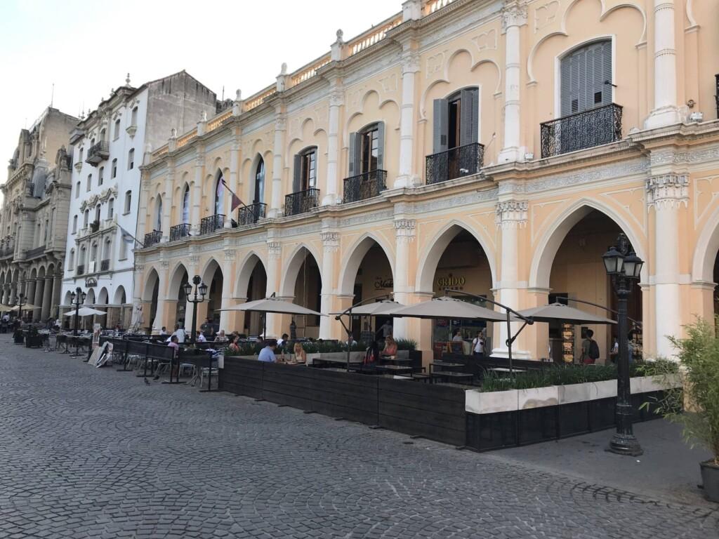 Place de Salta