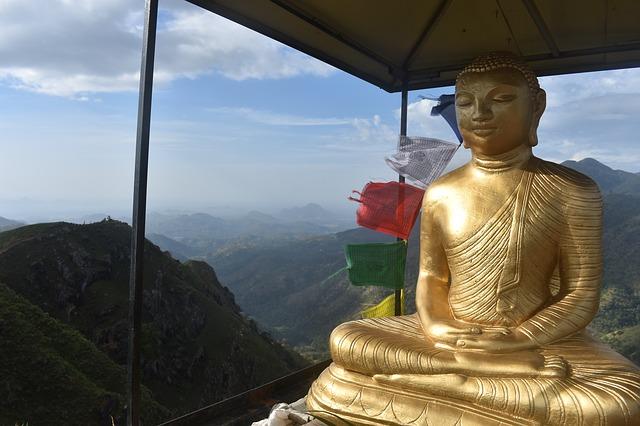 Sri Lanka - Adams-peak