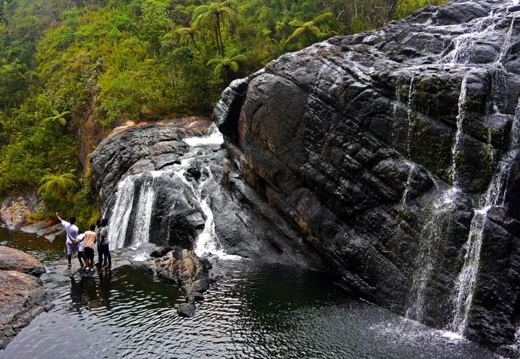 Sri Lanka - Parc naturel de Horton Plains