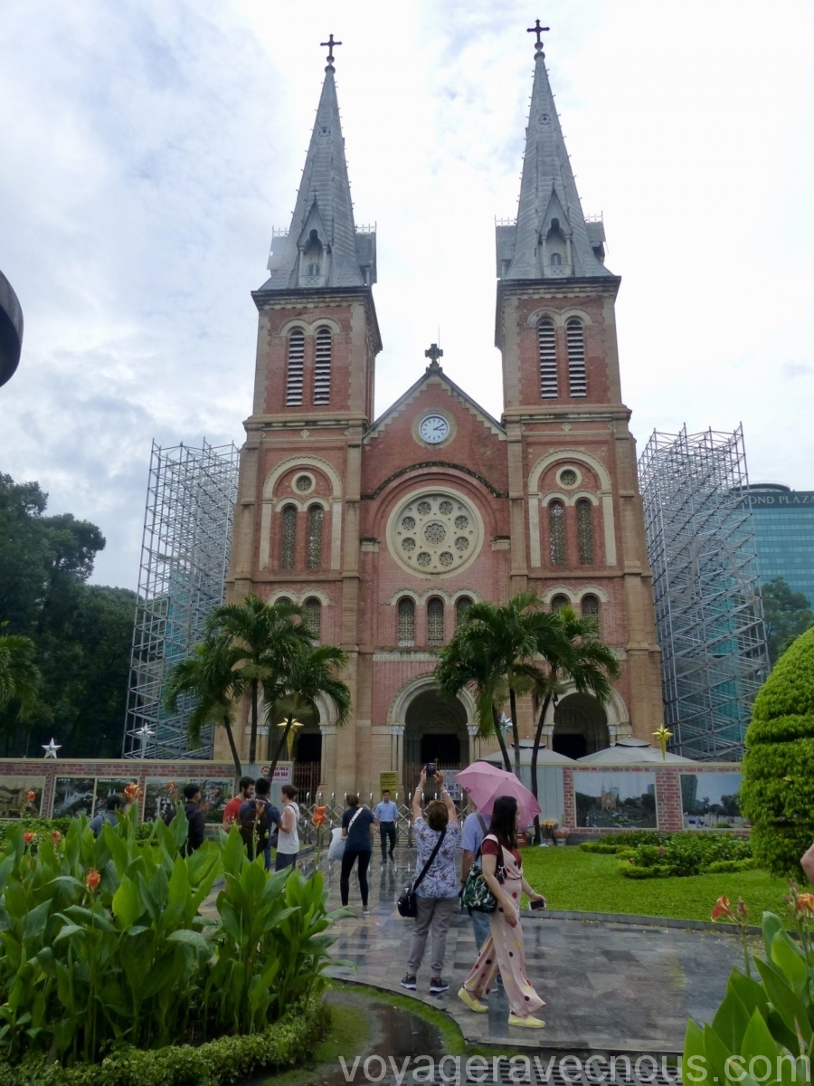 Notre Dame de Saïgon