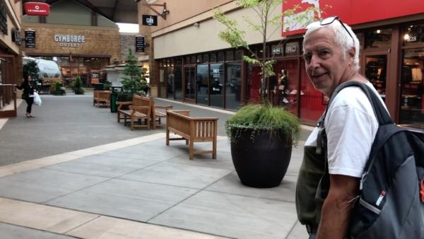 Un petit tour au Woodburn Premium Outlets
