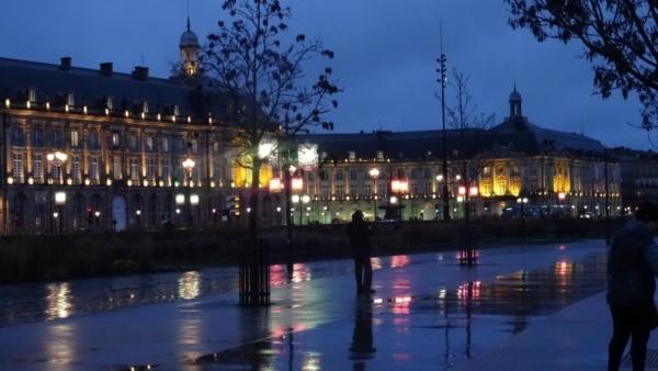 Sur les bords de la Garonne