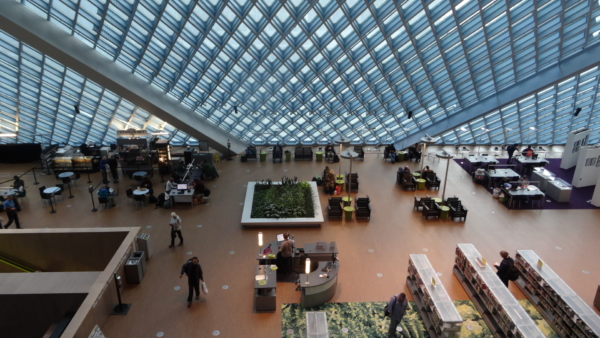 La Seattle Public Library