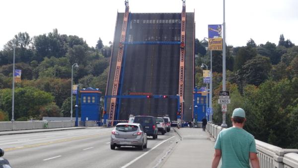 Découvrir Seattle Frémont Bridge