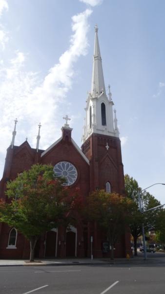 Cathédrale de Salem