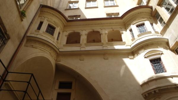 Traboule Vieux Lyon
