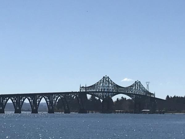 Pont de Coos Bay