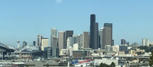 Seattle une dernière fois pour le plaisir