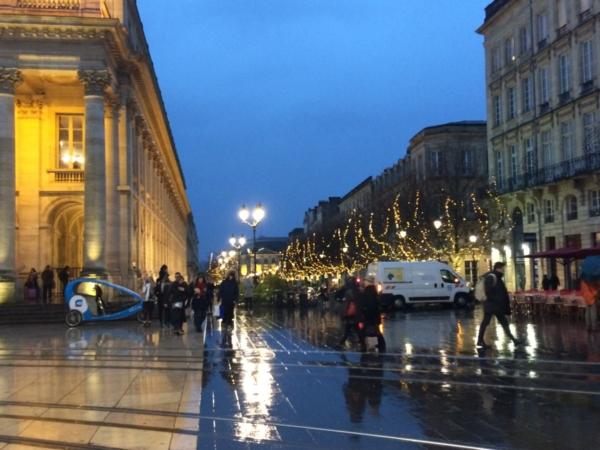 Quartier St Pierre de Bordeaux