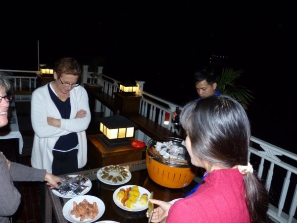 Croisière sur la Baie d'Halong