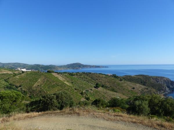 La route des cols direction Cadaqués