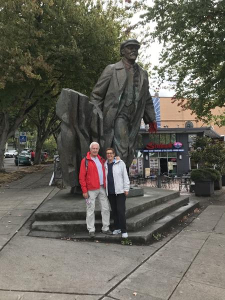 Découvrir Seattle Lénine et les Jac...
