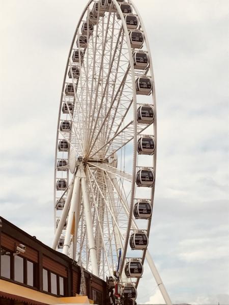 La roue de Seattle