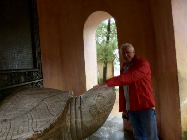 La tortue signe de longévité et de Bonheur