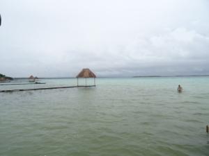 15 Sept : Xpujil/Chetumal
