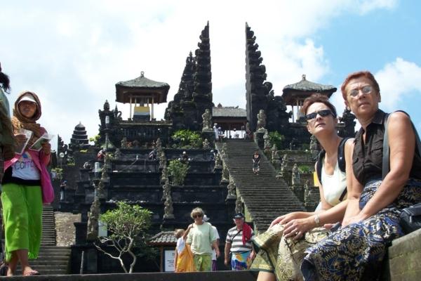 Visite du Temple Besakih