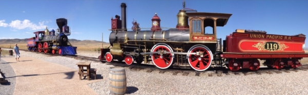 Golden Spike National Monument