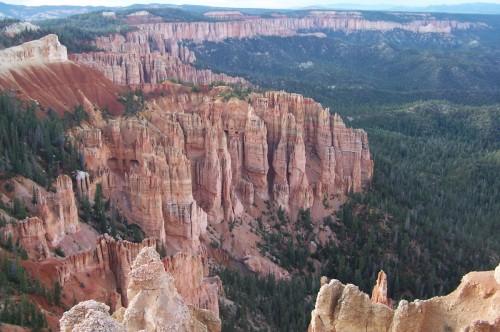 Bryce Canyon ouest américain 2007