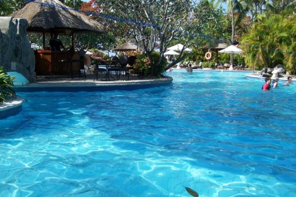 Nusa Dua Bali Hôtel le Mélia.