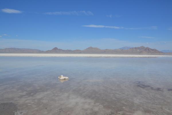 Grand Lac Salé de Bonneville