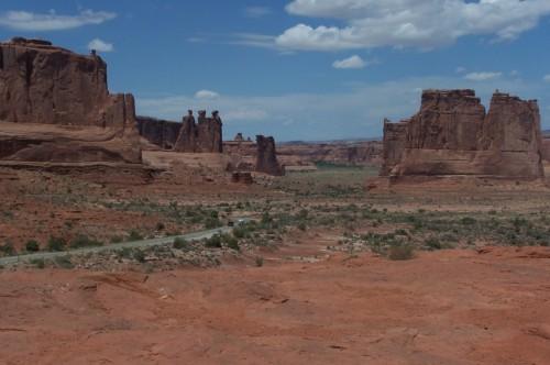 Ouest américain 2007