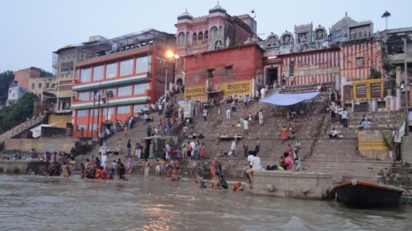 Varanasi (Benares) le Gange