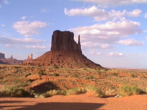 Monument Valley 2007