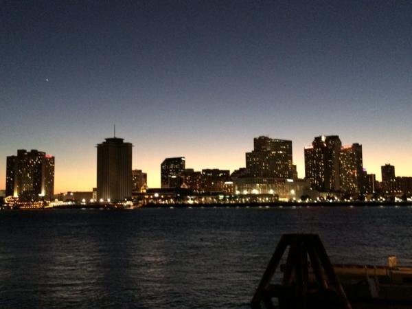 Les lumières de la Nouvelle Orléans