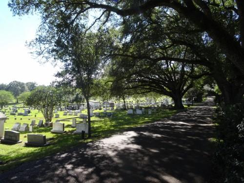 Natchez City Cemetery