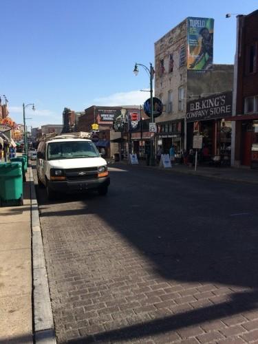 Memphis rue légendaire qu'à éclos cette petite graine qui s'appelle le blue.