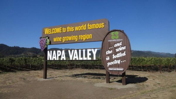Napa Valley.