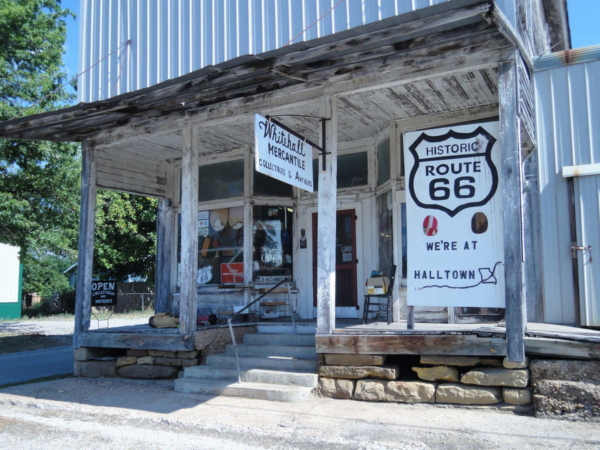 Halltown route 66 2011