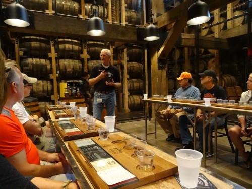 Dégustation du Whisky Jack Daniel's