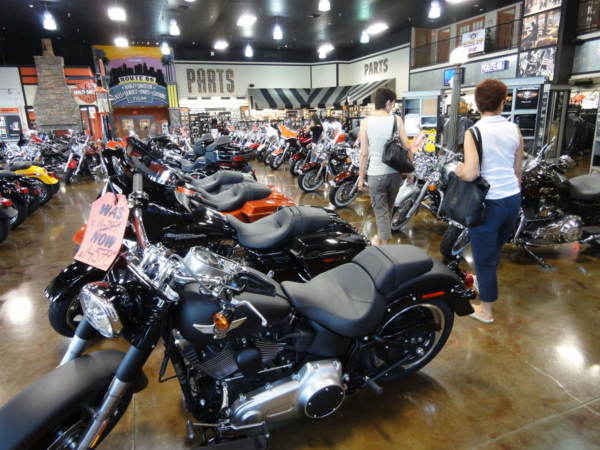 Route 66 Harley-Davidson