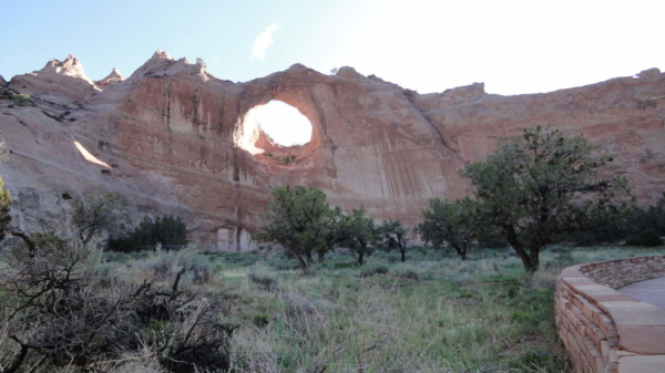 Window Rock route 66 2011