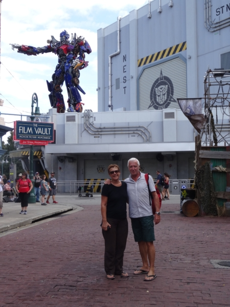 Universal Studio Orlando 2016