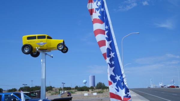 motel Historic Route 66 2011