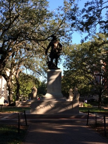 Square Chippewas Savannah 2016