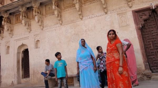 la route pour Jhansi