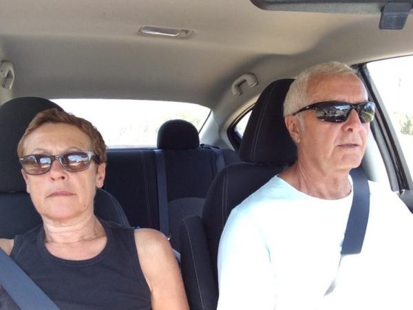 Sur la route de Sarasota