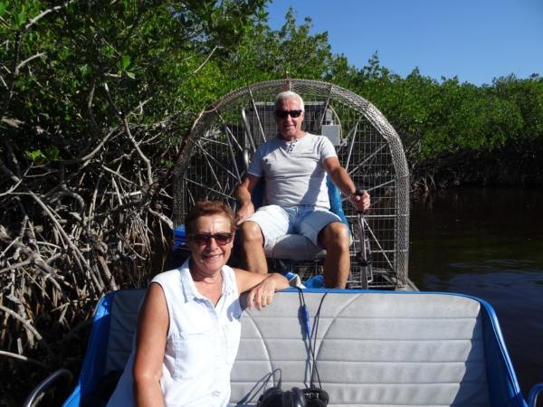 Les Everglades 2016