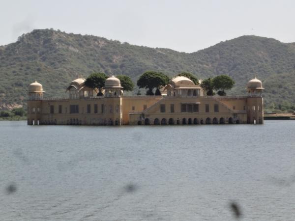 Palais des Eaux, résidence d'été des Maharajahs