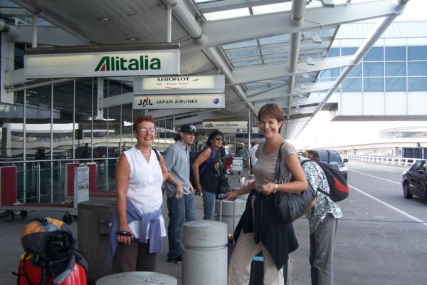 Fin de notre road-trip 2009