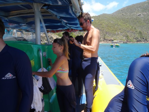 Équipement de plongée combinaison anti méduse