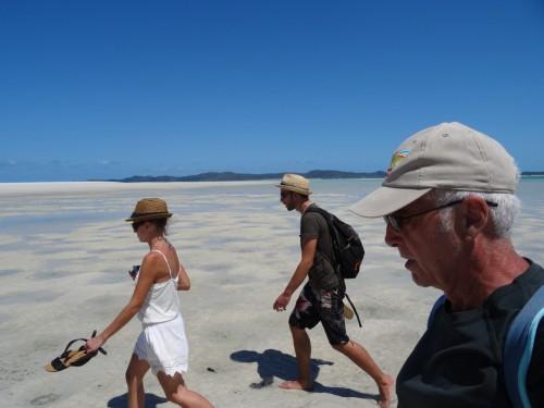 Whitehaven Beach des plages à couper le soufle