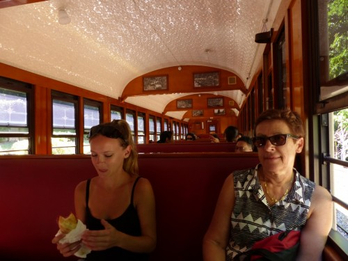 Train de Kuranda