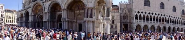 Visite de Venise 19 juin 2017
